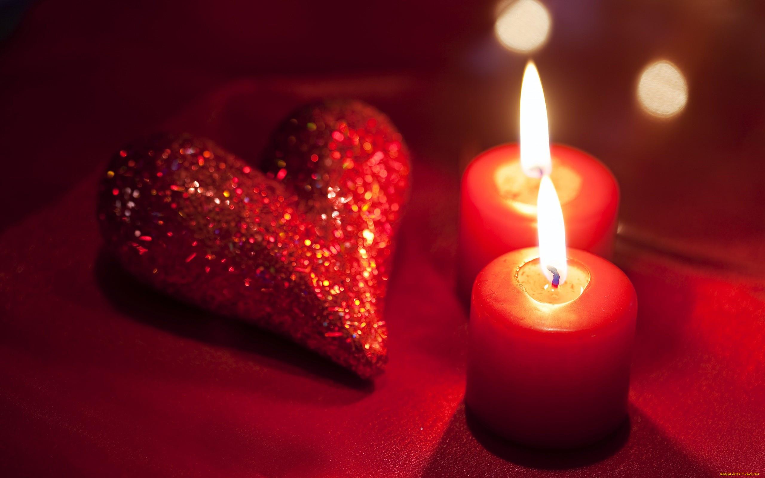 загрузила фото свечей и любви может